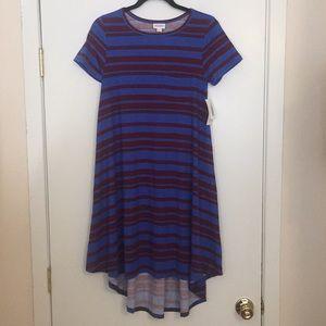 XS LuLaRoe Carly Dress BB11 881